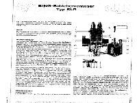 Bing-Schiebevergaser Typ SLR
