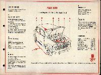 SHELL-Führer für den Tank- und Pflegedienst: Fiat 1100