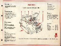 SHELL-Führer für den Tank- und Pflegedienst: Fiat 500 C