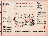 SHELL-Führer für den Tank- und Pflegedienst: Ford FK 1000/ 1,5ltr. u. FK 1250