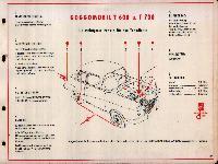 SHELL-Führer für den Tank- und Pflegedienst: Goggomobil T 600 u. T 700