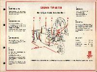 SHELL-Führer für den Tank- und Pflegedienst: Goliath Typ GD 750