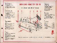 SHELL-Führer für den Tank- und Pflegedienst: Mercedes-Benz Typ 220 SE