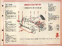 SHELL-Führer für den Tank- und Pflegedienst: Mercedes-Benz Typ 220