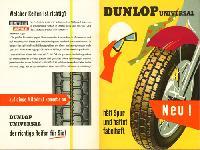 Der neue DUNLOP UNIVERSAL für alle Motorräder