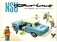 NSU Prinz - Ein Wagen, der Freude macht!