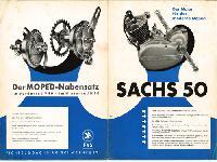 SACHS 50 - Der Motor für das moderne Moped