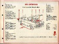 SHELL-Führer für den Tank- und Pflegedienst: Opel Kapitän 54/ 56