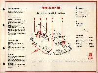 SHELL-Führer für den Tank- und Pflegedienst: Porsche 356