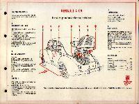 SHELL-Führer für den Tank- und Pflegedienst: Renault 4 CV