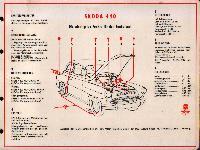 SHELL-Führer für den Tank- und Pflegedienst: Skoda 440