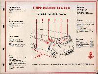 SHELL-Führer für den Tank- und Pflegedienst: Tempo Matador 1,3 und 1,5 to