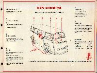 SHELL-Führer für den Tank- und Pflegedienst: Matador 1000