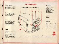 SHELL-Führer für den Tank- und Pflegedienst: VW-Transporter