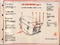 SHELL-Führer für den Tank- und Pflegedienst: VW-Transporter ( ab August 1961)