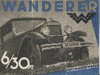 Wanderer 6/30 PS Dezember 1930