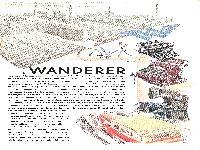 Prospekt Wanderer 3/60 PS und 10/50 PS