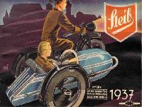 STEIB Katalog 1937- Ideal