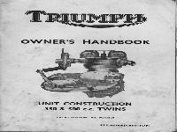 Triumph Handbuch 1965