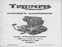 Triumph Handbuch 1969