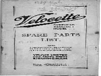 velocette 1930 kseries