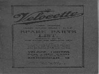 Velocette 1948