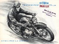 Victoria Parilla Tourensport 175 ccm