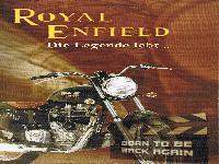 Royal Enfield - Eine Legende lebt ...