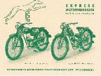Express Motorfahrräder