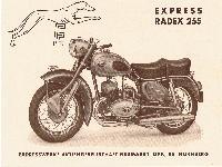Express Radex 255