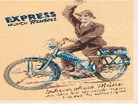 Express Moped Radexi