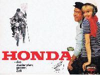 Honda - das Zauberpferd unserer Zeit