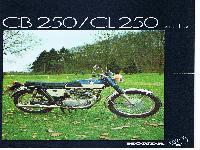 Honda CB 250 / CL 250 Scrambler
