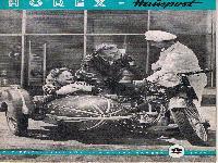 Horex Hauspost - Die Zeitschrift für den Horex-Fahrer - Heft 2 - 1954