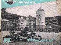Horex Hauspost - Heft 7 -1953