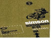 Simson - Silbervasensieger bei den Six Days 1964