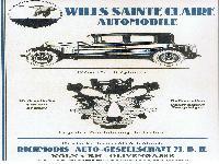 Wills Sainte Claire