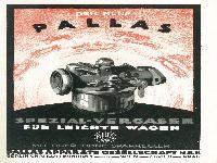 Pallas Vergaser