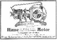 Rinne Motor