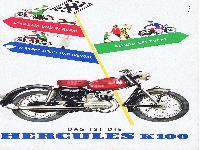 Das ist die Hercules K100