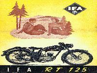 IFA RT 125