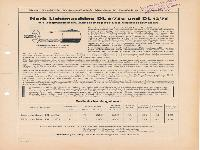 Noris Lichtmaschine DL 6/75e und DL 12/75