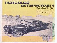 Hercules Motorradwagen