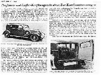 Bericht Wanderer Kombinationswagen