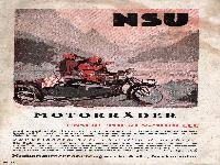 NSU Touren-Modelle