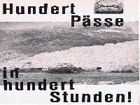 BMW Isetta Testfahrzeug Bericht