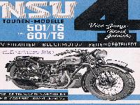 NSU Touren-Modelle 501/TS und 601/TS