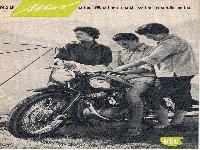 NSU Max ein Motorrad wie noch nie