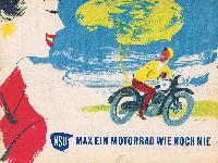 NSU Max - ein Motorrad wie noch nie