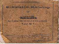 Standard Ersatzteil-Katalog Typ E1